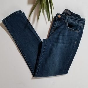 The Limited Straight Jeans
